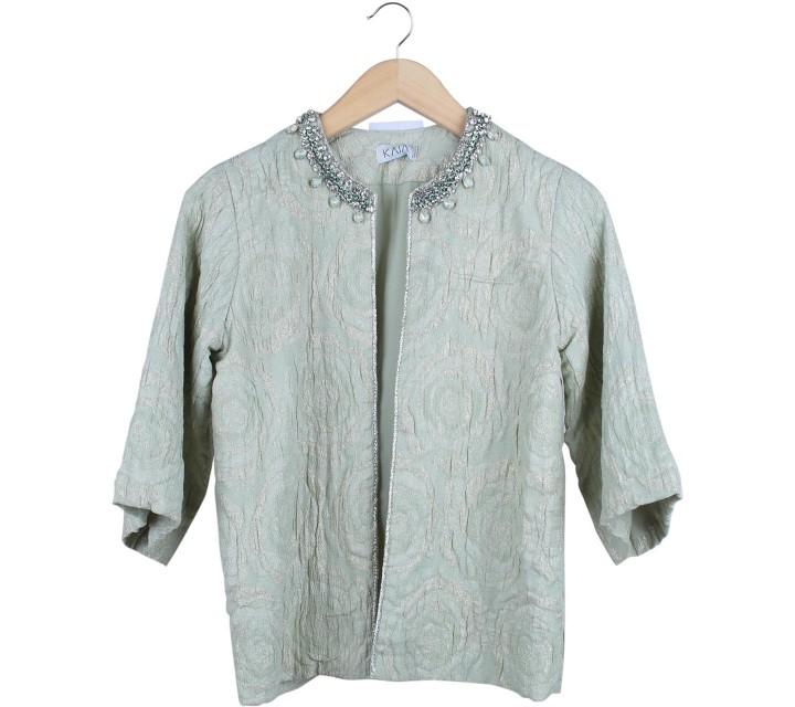 KAIA Green Outerwear