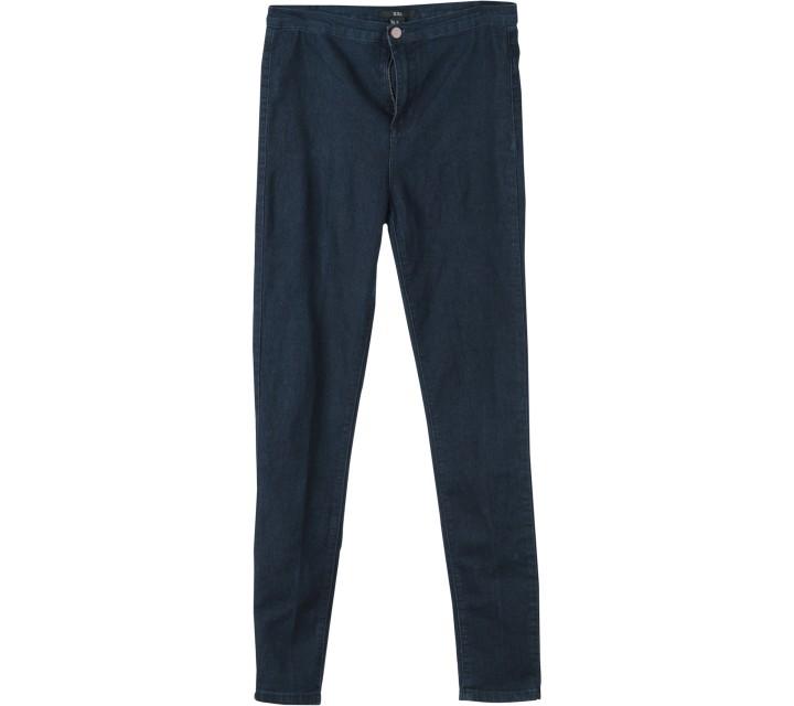 Forever 21 Dark Blue Denim Pants