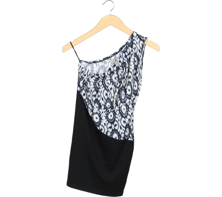 N.Y.L.A Black Sleeveless Mini Dress