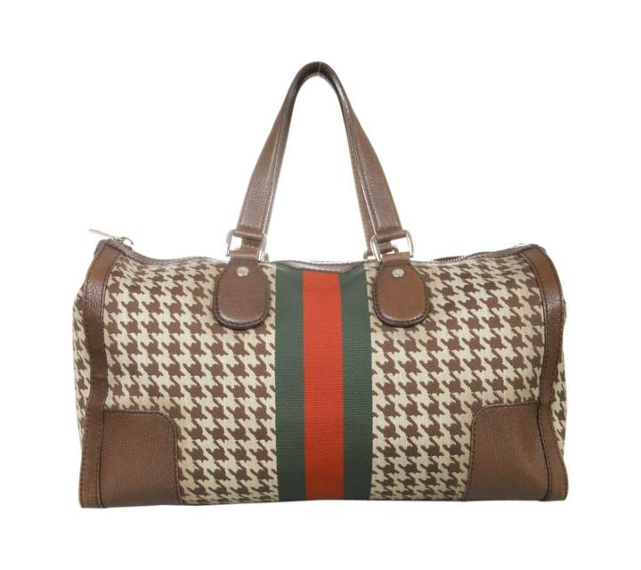 Gucci Brown Shoulder Bag