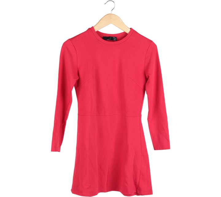 Zara Red Mini Dress