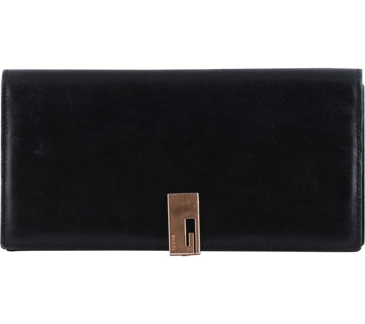 Gucci Black Wallet