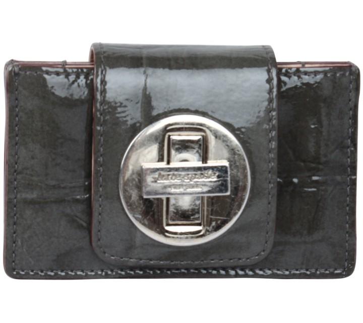 Kate Spade Dark Green Card Wallet