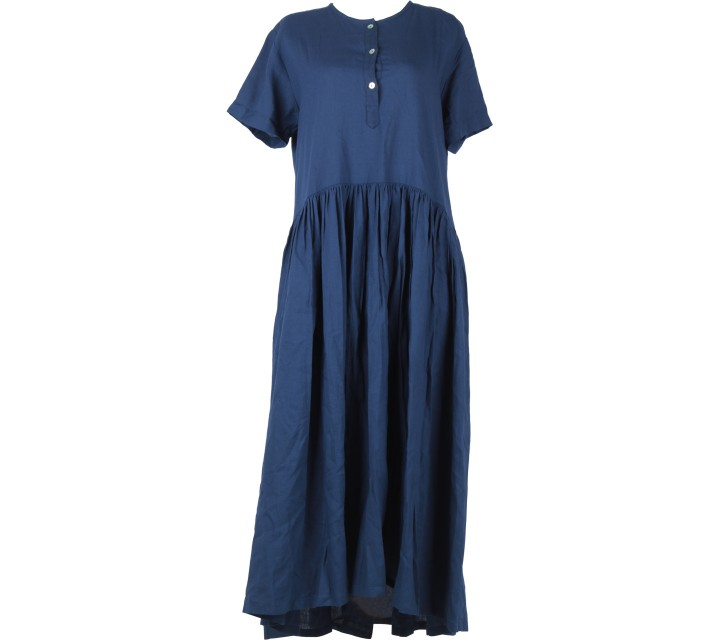 Dark Blue Long Dress