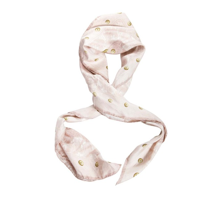 Louis Vuitton Pink Scarf
