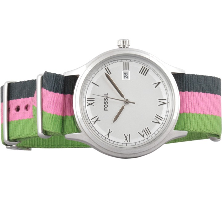 Fossil Multi Colour Watch