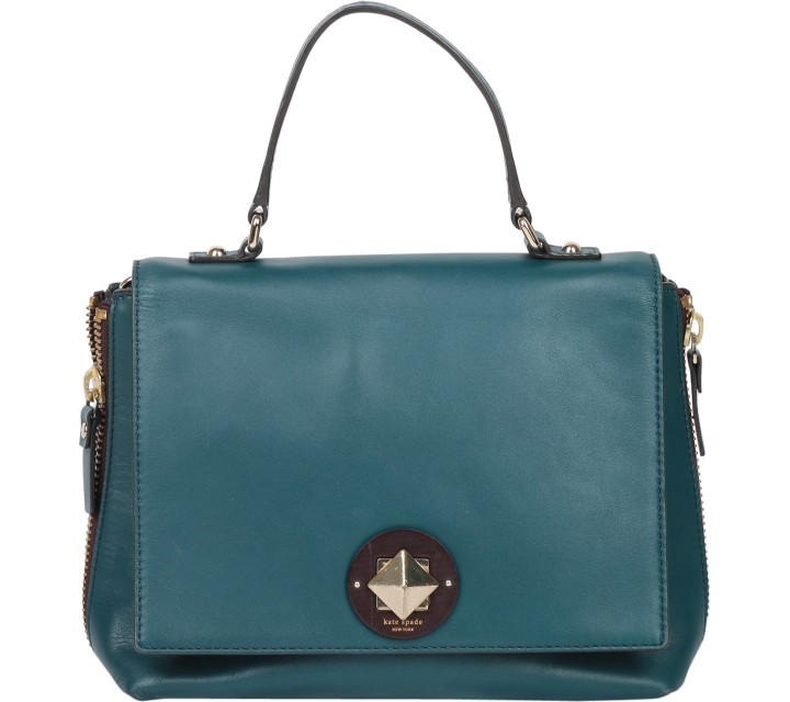 Kate Spade Dark Green Sling Bag
