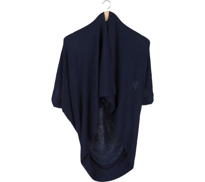 Trina Turk Dark Blue Outerwear