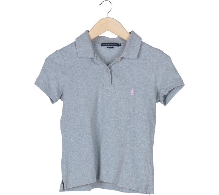 Polo Grey T-Shirt