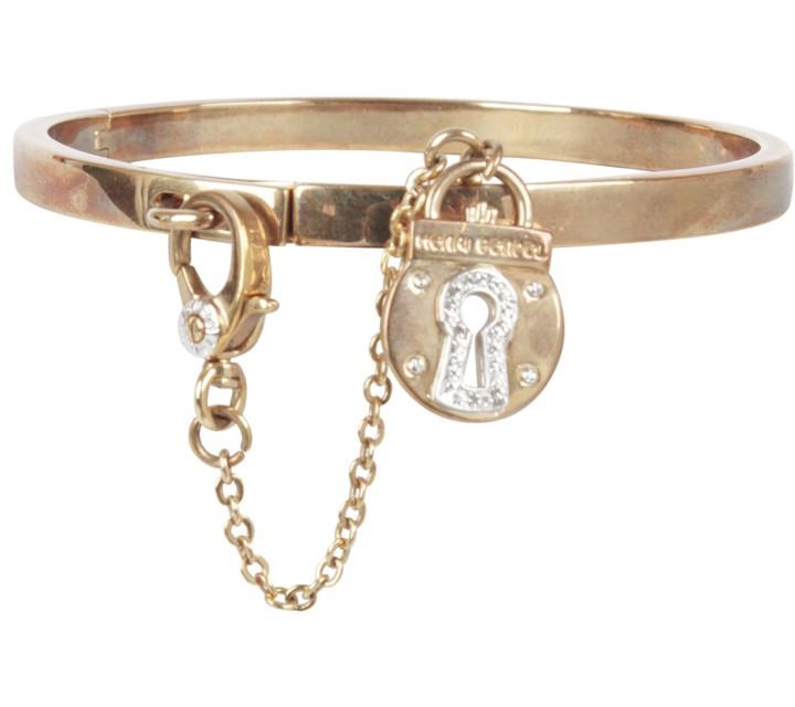 Henri Bendel Gold Jewellery