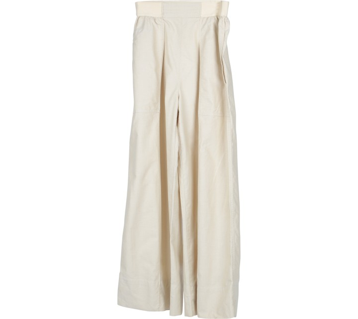 UNIQLO Cream Culottes Pants