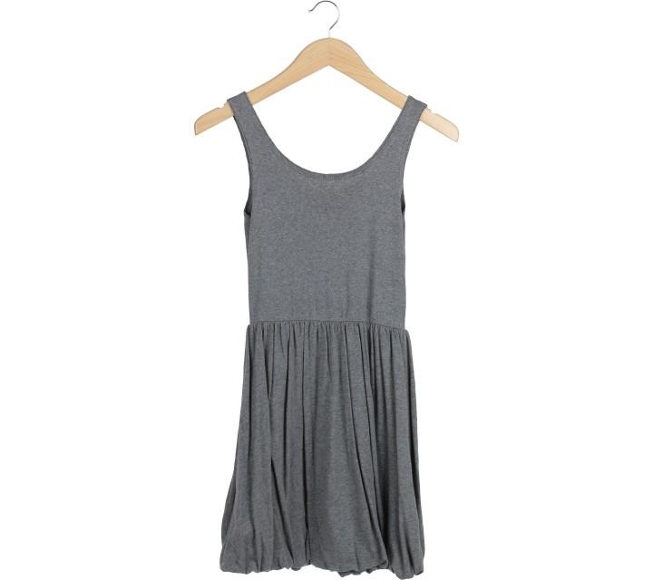 I Love H81 Grey Mini Dress