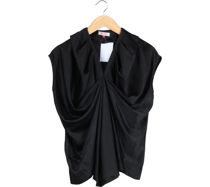 (X)SML Black Blouse