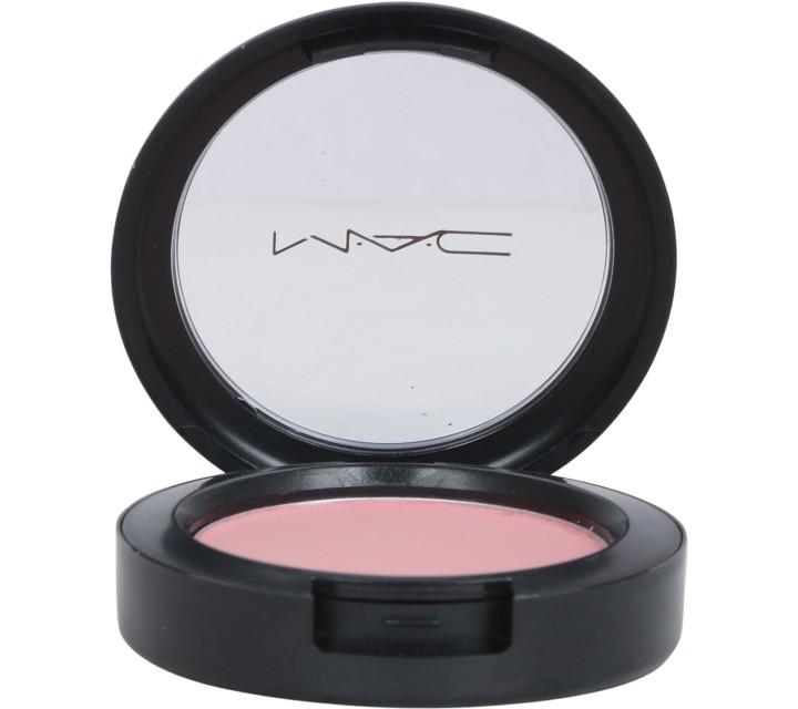 MAC  Pinch O Peach Satin Powder Blush Faces