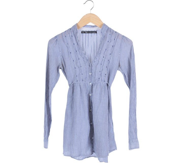 Zara Blue Shirt