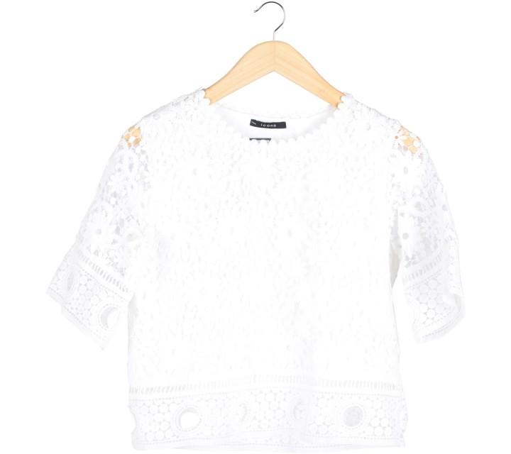 Icons White Blouse
