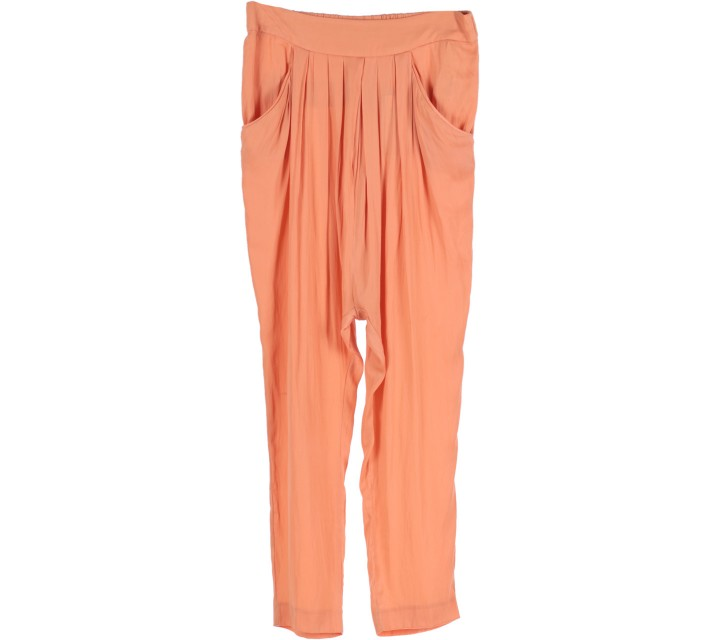 Zara Orange Pants