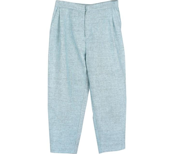Petite Cupcake Blue Pants