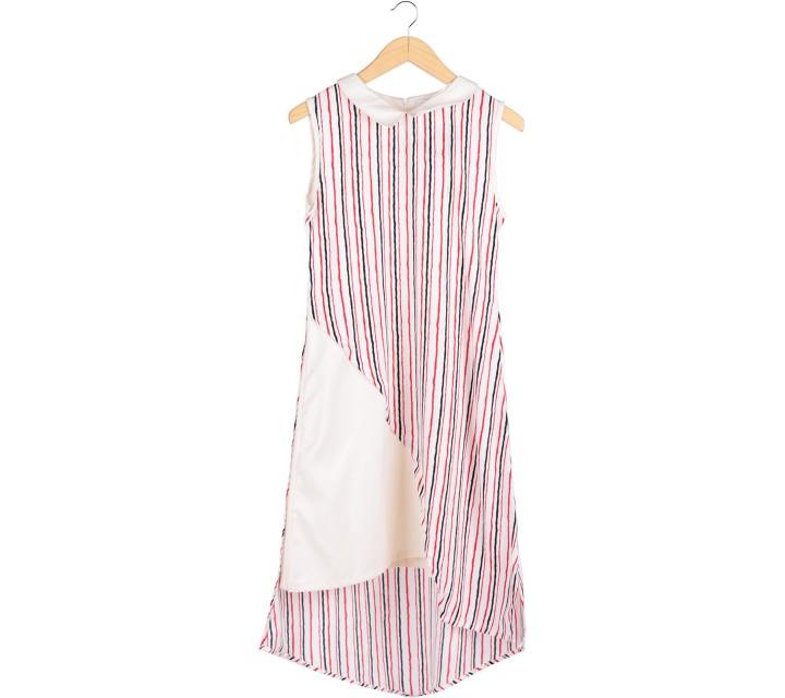 Soure Multi Colour Midi Dress