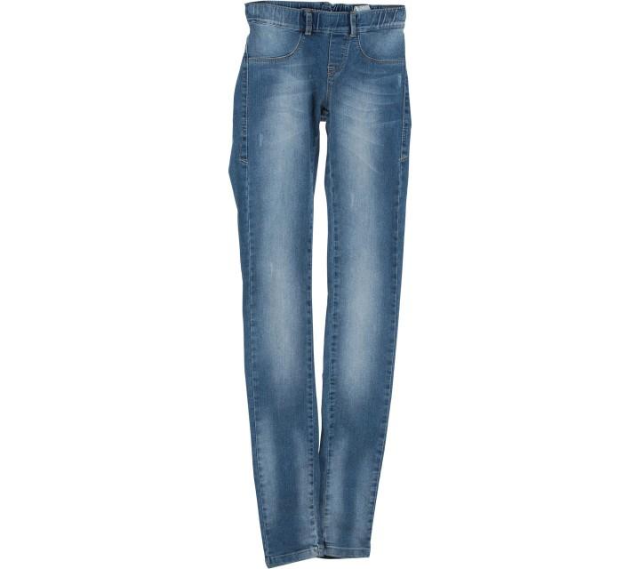 Zara Blue Ripped Pants