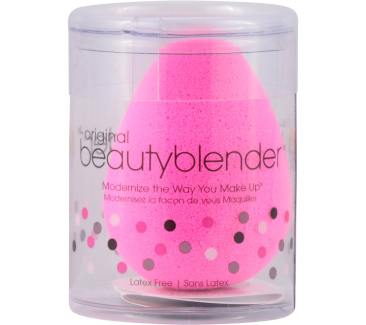Beauty Blender Pink Solid Blender Cleanser Tools