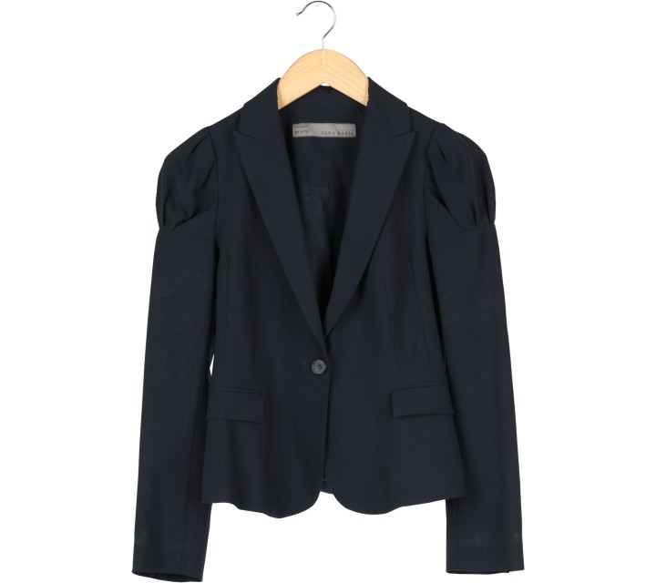 Zara Dark Blue Blazer