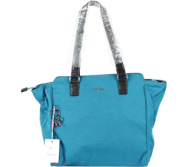 Kipling Blue Tote Bag