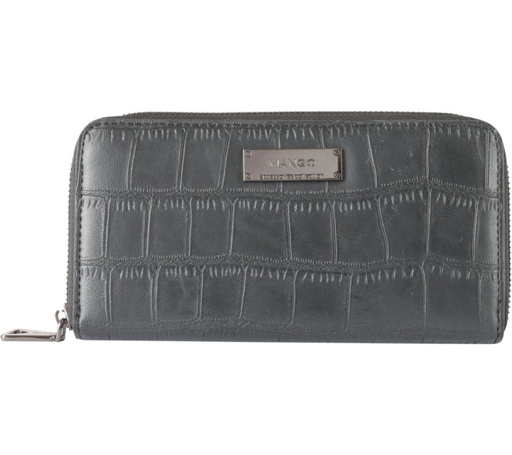 Mango Black Wallet
