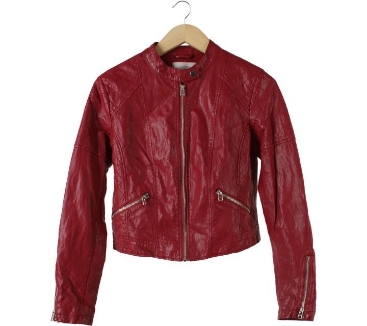 Forever 21 Red Jaket