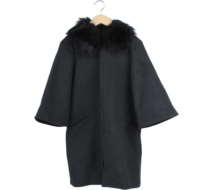 Zara Dark Grey Coat