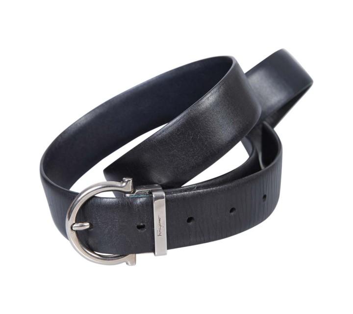 Salvatore Ferragamo Black Belt