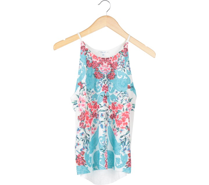 Valley Girl Multi Colour Sleeveless