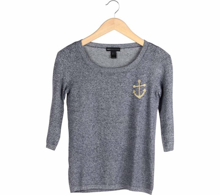 Mango Grey T-Shirt