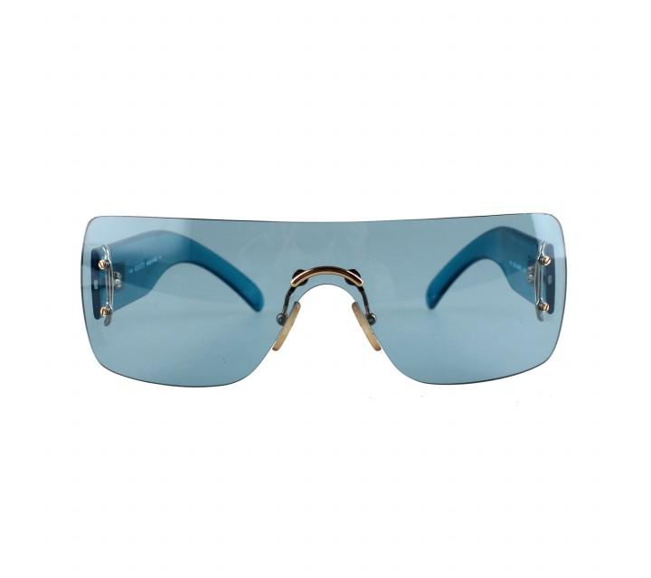Gucci Blue Shield Fashionable Blue GG1194 Sunglasses