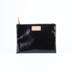 Kate Spade Black Leather Pouch