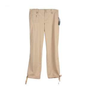 Brown Straight Pants