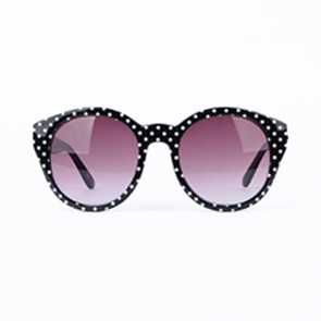 Mink Pink Polkadot Sunglasses