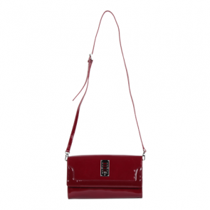 Mulberry Red Leather Sling Bag