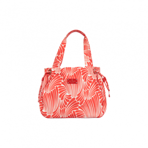 Kate Spade Susy Fingers Nylon Flame Tote Bag
