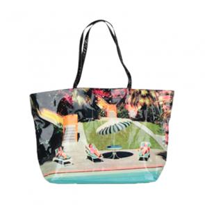 Kate Spade Multi Scenery Tote Bag