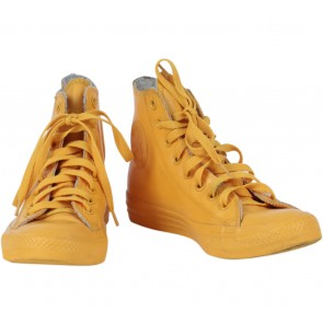 Converse Yellow Boots