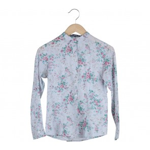 Polo Multi Colour Floral Shirt