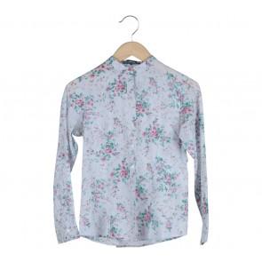 Polo Multi Colour Floral Shirt