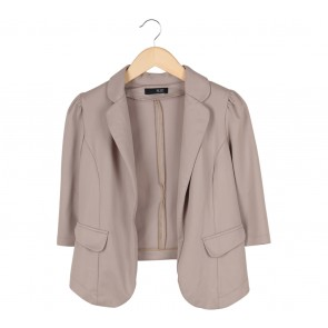 Miu Brown Blazer