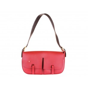 Bally Red Small Shoulder Bag