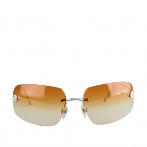 Chanel Yellow 4035 Sunglasses