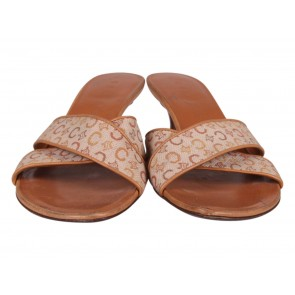 Cline Brown Sandals