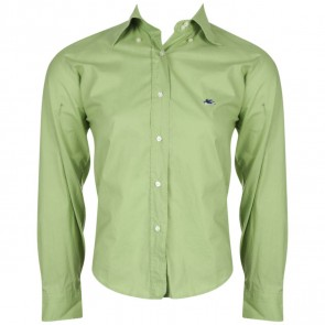 Etro Profumi Green Shirt