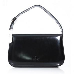 Gucci Black Top Handle Tote Bag