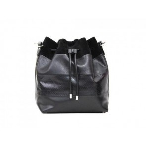 Proenza Schouler Black Bucket Sling Bag